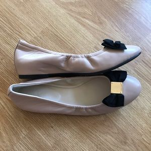 Cole Haan Tali Bow Ballet Flats Size 9.5
